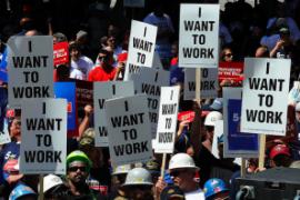 I lavoratori americani dimenticati dai democratici