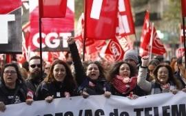 Spagna: sciopero e blocco delle linee dei call center per un nuovo contratto di categoria
