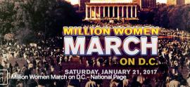 Il 21 gennaio la Marcia delle Donne invaderà Washington all'indomani dell'insediamento di Trump