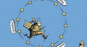 Compressione dei salari: le buie prospettive della crisi in Europa