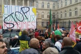 Francia. Sentenza scandalosa al processo Goodyear: 7 lavoratori e sindacalisti condannati al carcere