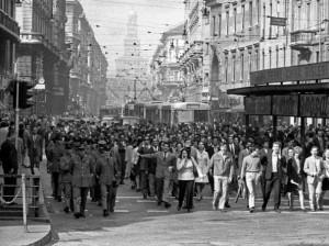 sciopero comune 70