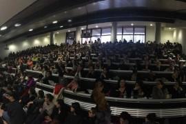 In 2mila all'assemblea nazionale NON UNA DI MENO di Bologna per lanciare lo sciopero globale delle donne #8Marzo