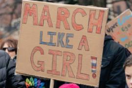 Dalla Marcia su Washington allo sciopero internazionale delle donne