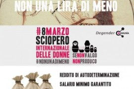 Non Una di Meno: report tavolo LAVORO E WELFARE – Bologna 2017