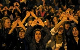 Ne toccano 20 rispondiamo tutte: Non Una Di Meno sui gravi fatti dell'Argentina