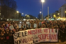 Non Una di Meno: l'arma impropria dello sciopero femminista