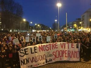 sciopero NUDM