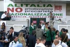 Alitalia: nazionalizzazione unica soluzione. Di Fabio Frati – CUB Trasporti Alitalia