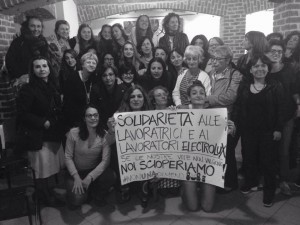 solidarietà electrolux NUDM