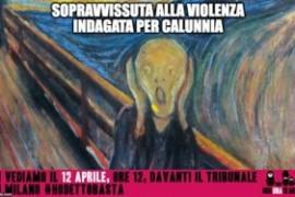 NUDM: basta violenza dei tribunali contro le donne! Senza consenso è stupro!