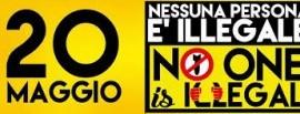 Nessuna persona è illegale: il 20 maggio a Milano per altre politiche migratorie!