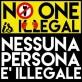 Pittaforma NESSUNA PERSONA E' ILLEGALE: 20 maggio manifestazione a Milano