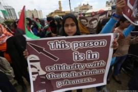 TERRITORI OCCUPATI: un mese di sciopero, strade bloccate per protesta
