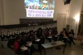 Presentato il Piano femminista contro la violenza maschile sulle donne