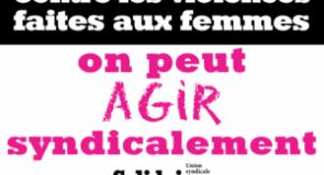 25 novembre: Solidaires (Francia) contro la violenza sulle donne