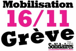 Francia: studenti e lavoratori in sciopero il 16 novembre contro la definitiva demolizione del Codice del Lavoro