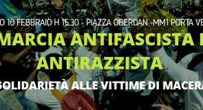 Il Sial Cobas aderisce alla marcia antifascista e antirazzista di sabato 10 febbraio a Milano