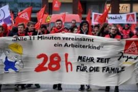 Germania: IG Metall sigla l'accordo-pilota per le 28 ore. E Confindustria cosa ci guadagna?