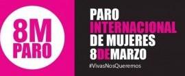 8 marzo 2018: appello di Ni Una Menos Argentinaper lo sciopero globale delle donne