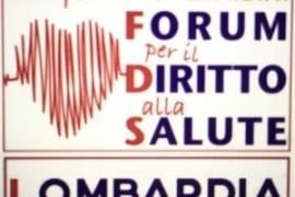 Forum Salute Lombardia: documento sul modello della presa in carico della cronicità e della fragilità in Regione Lombardia