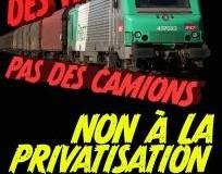 Francia: CGT-Unsa-Sud-CFDT propongono uno sciopero dei ferrovieri lungo e intermittente