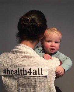"""7 aprile 2018: le iniziative tenute nel mondo per la campagna """"Un anno per dire no alla commercializzazione della salute!"""""""