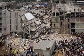 Rana Plaza: a 5 anni dal crollo dell'edificio di Dacca dove morirono 1134 operai/e