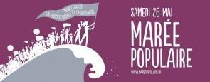 Francia: dopo la manifestazione del 26 maggio, quale sindacalismo? Di Christian Mahieux, SUD Rail- Solidaires