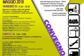 ADL COBAS: 25-26 maggio convegno su composizione sociale e conflitti nel capitalismo logistico e delle piattaforme