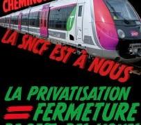 """Solidaires e SUD Rail: inasprimento dello sciopero fino al ritiro del """"patto ferroviario""""!"""