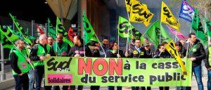 Francia: approvata la riforma delle ferrovie francesi. Riflessioni sui tre mesi di lotta dell'intersindacale