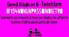 Non Una Di Meno: libertà di scelta! Contro la mozione anti-aborto al Comune di Verona
