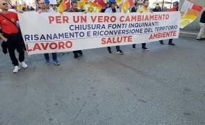 26 ottobre: sciopero e corteo a Taranto, per i diritti al lavoro pulito e alla vita