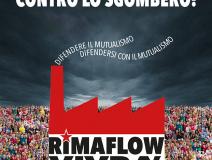 Vogliono cancellare RIMAFLOW: il 28 novembre tutti contro lo sgombero!