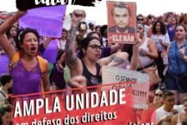 Comunicato del sindacato brasiliano CSP-Conlutas: unità di azione in difesa dei diritti e delle libertà democratiche