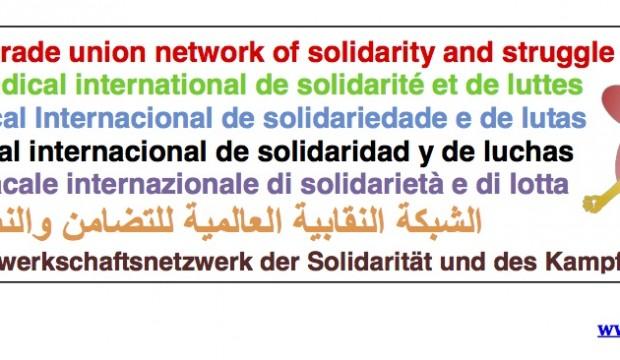 Rete Sindacale Internazionale: proibiti gli scioperi in Canada!