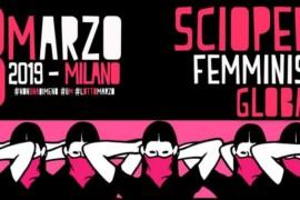 #LottoMarzo 8 marzo 2019: Non una di meno in piazza per lo sciopero femminista globale