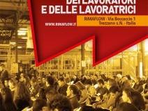 Terzo incontro euromediterraneo dell'Economia dei lavoratori e delle lavoratrici 12-14 aprile 2019 – Fabbrica Recuperata RiMaflow
