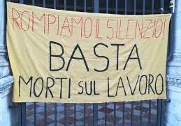 Come in Italia si muore ancora sul lavoro