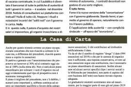 LA PECORA ROSSA: la newsletter del Sial e Slai Cobas al Comune di Milano