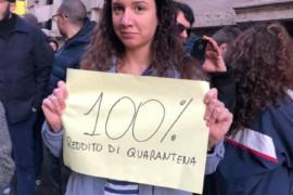 Lavoro irregolare, 3,7 milioni senza tutela: #redditodiquarantena