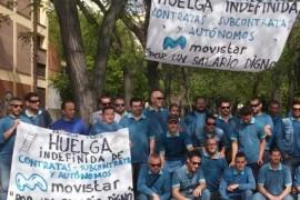 Spagna: sciopero ad oltranza per i lavoratori esternalizzati di Telefonica