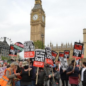 londra anti-austerity 2