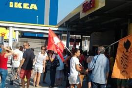 Ikea: si intensifica la lotta contro la disdetta degli accordi aziendali