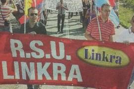 Linkra-Compel di Omate e Cornate: un'ora di sciopero contro il rifiuto di rinnovo dei contratti di solidarietà.