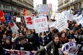 Francia: dopo la grande mobilitazione del 9 marzo il governo fa finta di trattare e i sindacati rilanciano