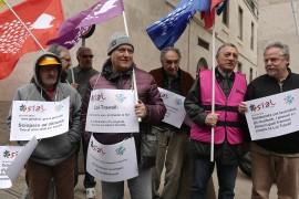 Sciopero Francia: SIAL COBAS in presidio e delegazione al consolato francese di Milano