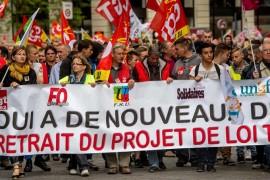 #manif14juin: più di un milione di persone a Parigi! L'informazione dei media europei è di regime!
