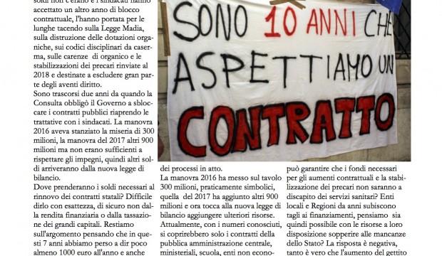 Volantone sciopero unitario 3